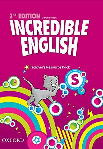 9780194442091: Incredible English Starter: Teacher's Resource Pack 2nd Edition (Incredible English Kit Second Edition)