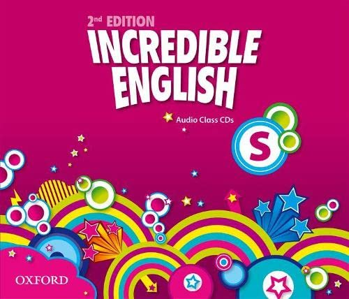 9780194442152: Incredible English Starter Class CD 2nd Edition (Incredible English Kit)
