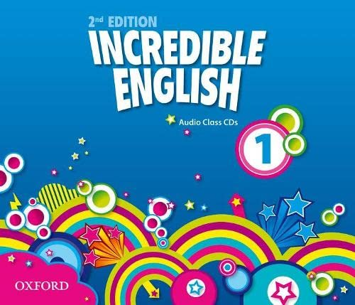 9780194442206: Incredible English: 1: Class Audio CDs (3 Discs)
