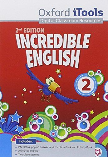 9780194442534: Incredible English: 2: iTools DVD-ROM