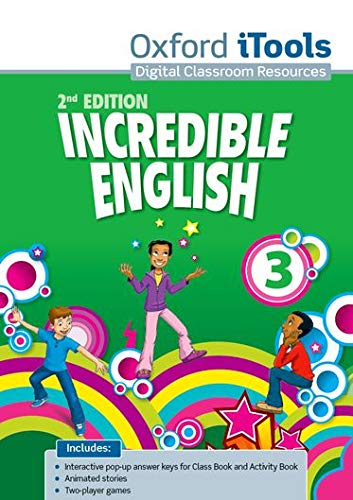 9780194442541: Incredible English: 3: iTools DVD-ROM