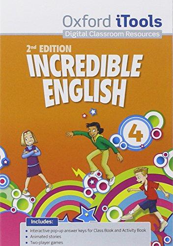 9780194442558: Incredible English: 4: iTools DVD-ROM