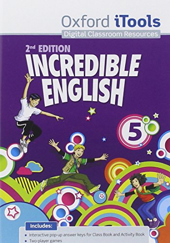 9780194442565: Incredible English New Edition 5 Itools