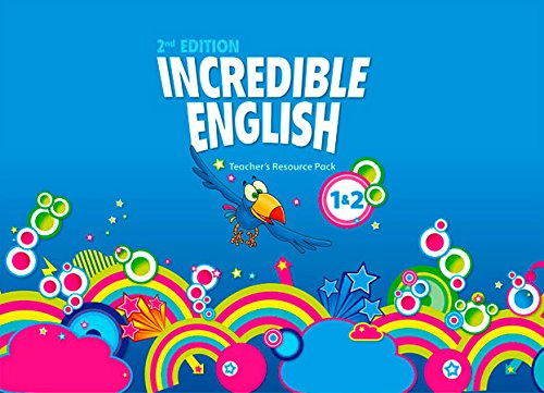 9780194442701: Incredible English: Levels 1 and 2: Teacher's Resource Pack