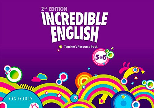 9780194442725: Incredible English: Levels 5 and 6: Teacher's Resource Pack