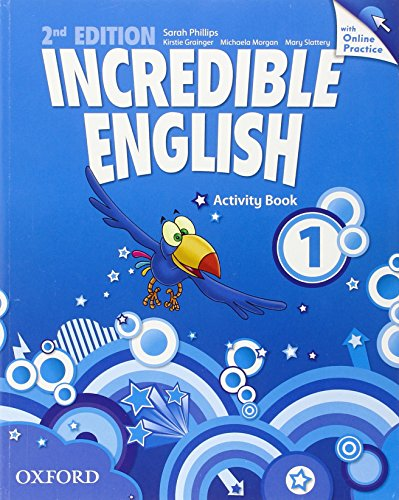 9780194442855: Incredible English: 1: Workbook with Online Practice Pack