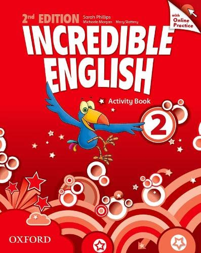 9780194442862: Incredible English: 2: Workbook with Online Practice Pack