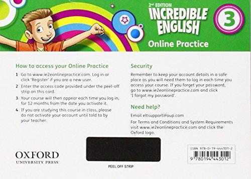 Incredible English 2e 3 Teachers Access Pack