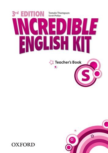 9780194443616: Kit Incredible English Starter. Teacher's Guide - 3rd Edition