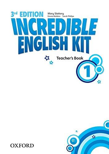 9780194443647: Incredible English kit 1: 3rd Edition (Incredible English Kit Third Edition) - 9780194443647