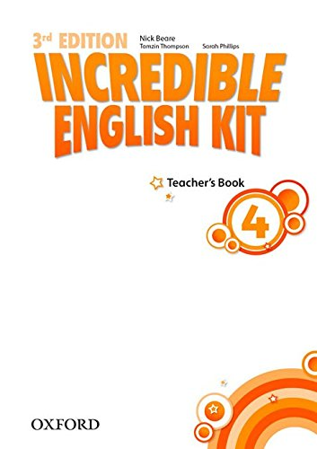 9780194443777: Incredible English kit 4: Teacher's Guide 3rd Edition (Incredible English Kit Third Edition)