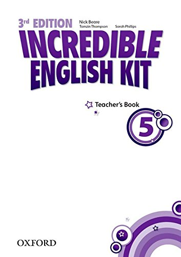 9780194443784: Incredible English kit 5: Teacher's Guide 3rd Edition (Incredible English Kit Third Edition)