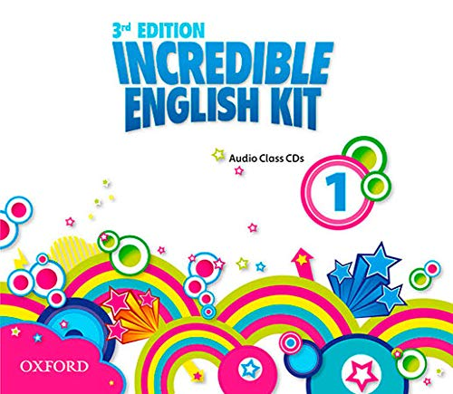 9780194443814: Incredible English kit 1: CD 3rd Edition (Incredible English Kit Third Edition)