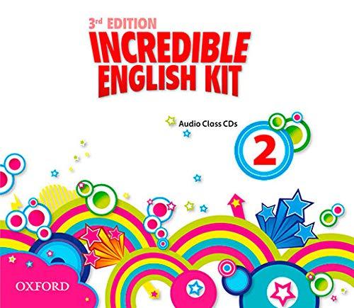 9780194443821: Incredible English kit 2: CD 3rd Edition (Incredible English Kit Third Edition)