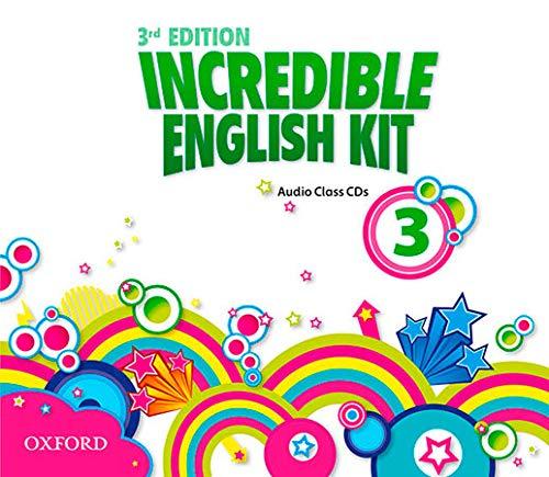 9780194443838: Incredible English kit 3: CD 3rd Edition (Incredible English Kit Third Edition)