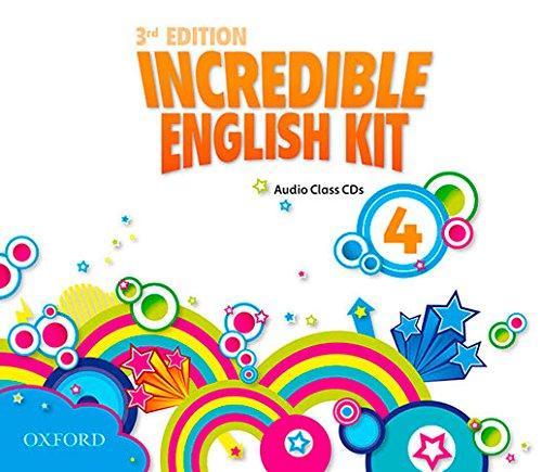 9780194443845: Incredible English kit 4: CD 3rd Edition (Incredible English Kit Third Edition)