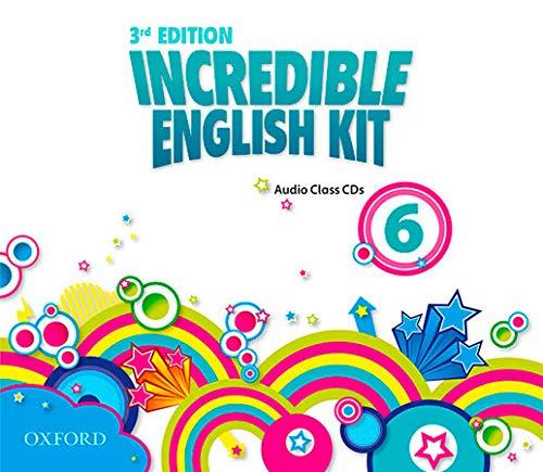 9780194443869: Incredible English kit 6: CD 3rd Edition (Incredible English Kit Third Edition)