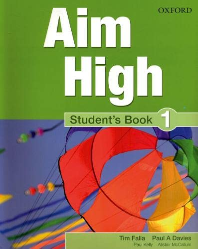 Aim High Level 1: Student's Book: 1: Falla, Tim; Davies,