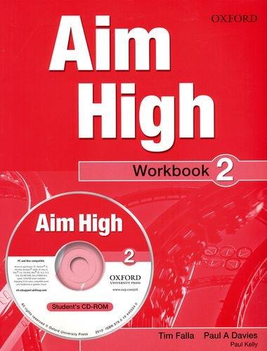 Aim High Level 2 Workbook & CD-ROM: Paul A. Davies,
