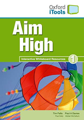 Aim High: Level 1: iTools: A new: Tim Falla