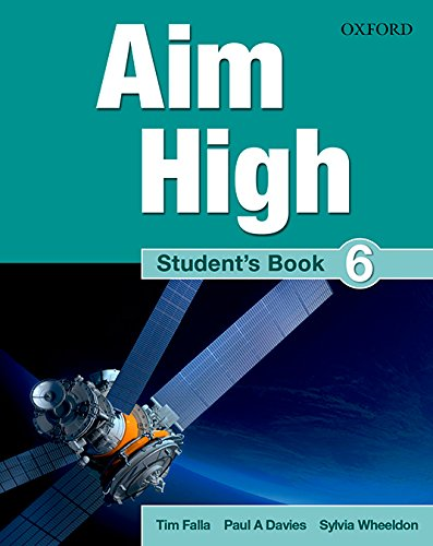 9780194454520: Aim High: Level 6: Student's Book