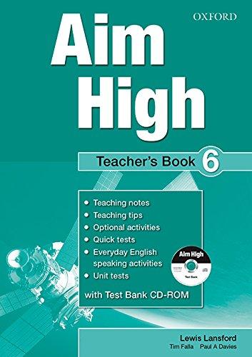 9780194454568: Aim High: Level 6: Teacher's Pack
