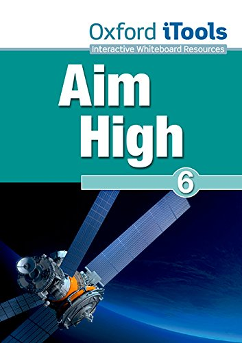 9780194454582: Aim High: Level 6: iTools On DVD-ROM Disc
