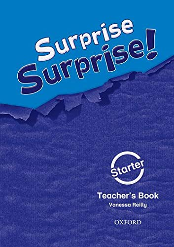 9780194455114: Surprise Surprise!: Starter: Teacher's Book