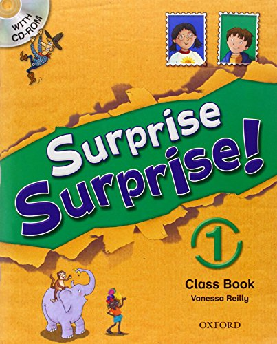 9780194455183: Surprise Surprise!: 1: Class Book with CD-ROM