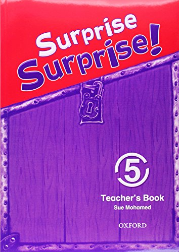 9780194455367: Surprise Surprise!: 5: Teacher's Book