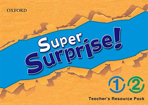 9780194456371: Super Surprise!: 1-2: Teacher's Resource Pack