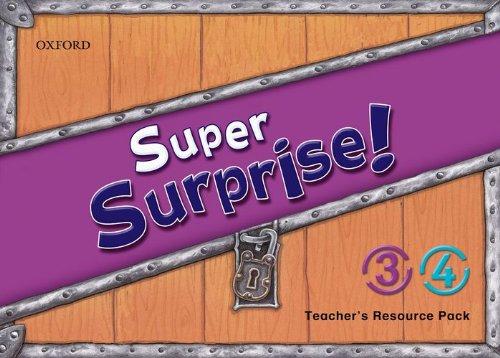 9780194456388: Super Surprise!: 3-4: Teacher's Resource Pack