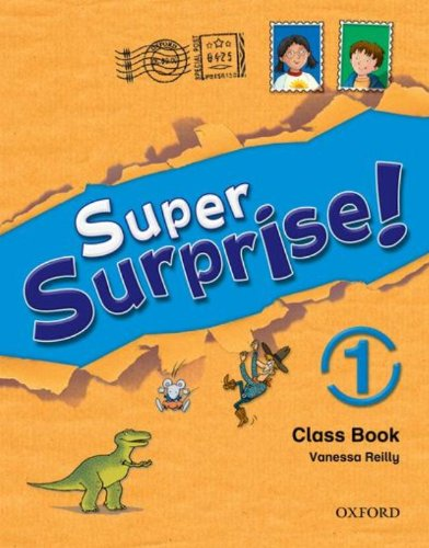 9780194456456: Super Surprise!: 1: Course Book