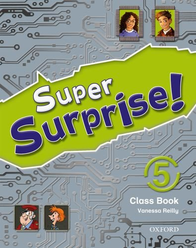 9780194456494: Super Surprise!: 5: Course Book