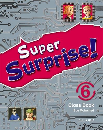 9780194456500: Super Surprise!: 6: Course Book