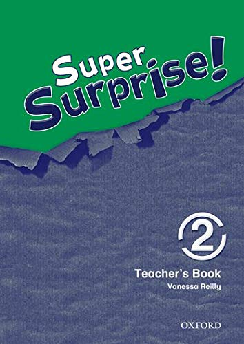 9780194456524: Super Surprise!: 2: Teacher's Book