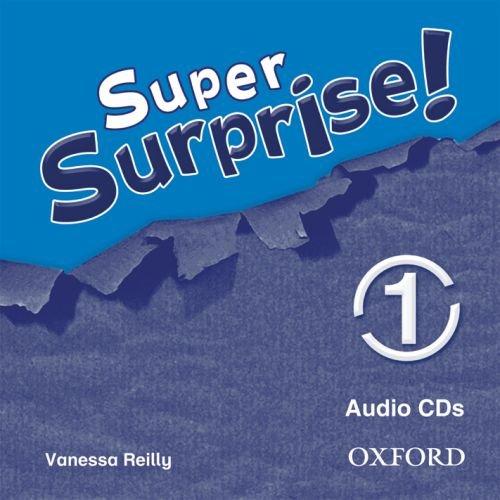 9780194456579: Super Surprise!: 1: Class CD
