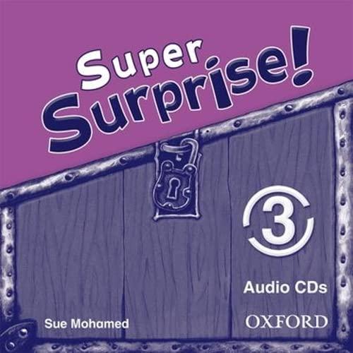 9780194456593: Super Surprise!: 3: Class CD