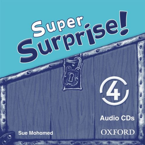9780194456609: Super Surprise!: 4: Class CD