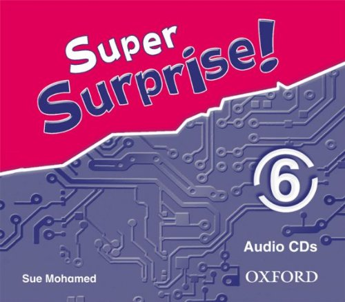 9780194456623: Super Surprise!: 6: Class CD