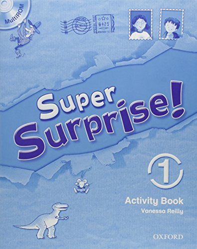 9780194456630: Super Surprise!: 1: Activity Book and MultiROM Pack
