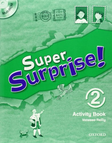 9780194456647: Super Surprise!: 2: Activity Book and MultiROM Pack