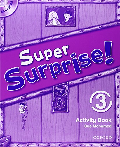 9780194456654: Super Surprise!: 3: Activity Book and MultiROM Pack