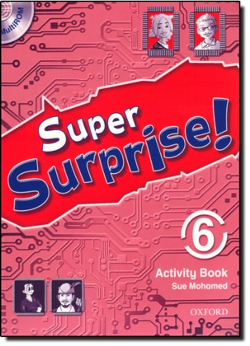9780194456685: Super Surprise!: 6: Activity Book and MultiROM Pack