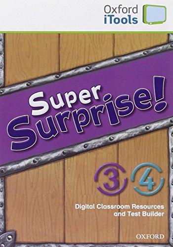 9780194456760: Super Surprise!: 3-4: iTools