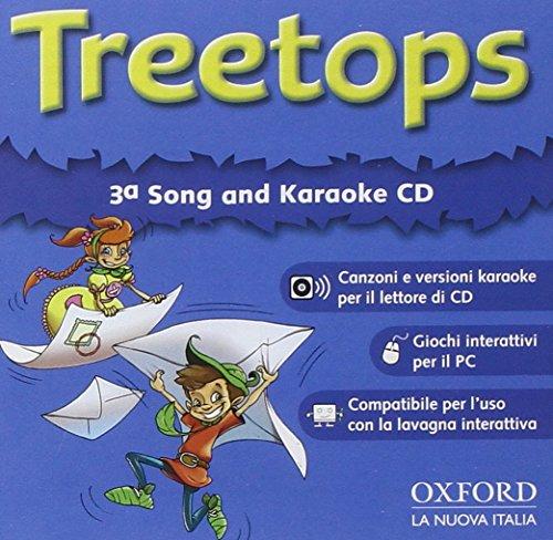 9780194458139: Treetops - 3. Con cd song karaoke