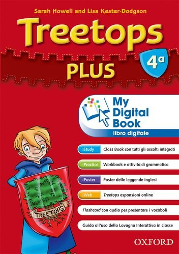 9780194458252: Treetops plus-4 my digital book