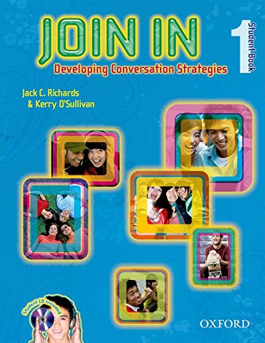 9780194460507: Join in Student Book 1 with Audio CD