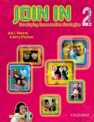 9780194460552: Join in 2. Student's Book and Audio CD Pack
