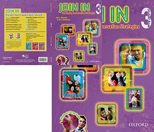 9780194460606: Join In 3: Student's Book and Audio CD Pack